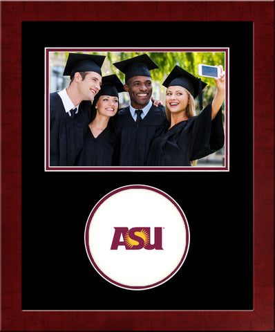 Arizona State University Sun Devils Spirit Photo Frame (Horizontal)