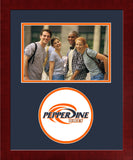 Pepperdine Waves Spirit Photo Frame (Horizontal)
