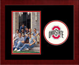 Ohio State Buckeyes Spirit Photo Frame (Vertical)