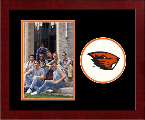 Oregon State Beavers Spirit Photo Frame (Vertical)