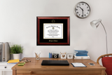 University of Iowa 11w x 8.5h Gold Embossed Diploma Frame