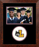 Loyola University Chicago Spirit Photo Frame (Horizontal)