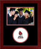 Ball State Cardinals Spirit Photo Frame (Horizontal)