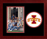 Iowa State Cyclones Spirit Photo Frame (Vertical)