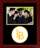Long Beach State 49ers Spirit Photo Frame (Horizontal)