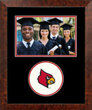 University of Louisville Cardinals Spirit Photo Frame (Horizontal)