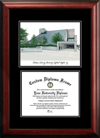 Northern Kentucky University 11w x 8.5h Diplomate Diploma Frame