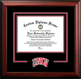 University of Nevada,Las Vegas Running Rebels 11w x 8.5h Spirit Diploma Frame