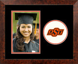 Oklahoma State Cowboys Spirit Photo Frame (Vertical)