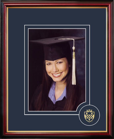 University of Pittsburgh 5X7 Graduate Portrait Frame