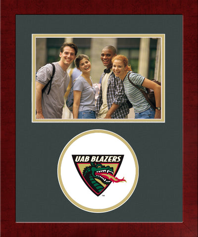 University of Alabama,Birmingham Spirit Photo Frame (Vertical)