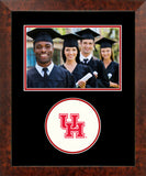 University of Houston Spirit Photo Frame (Horizontal)