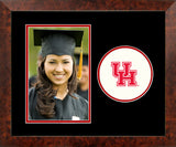 University of Houston Spirit Photo Frame (Vertical)