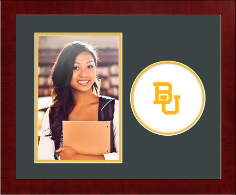 Baylor University Spirit Photo Frame (Vertical)