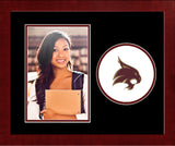 Texas State Bobcats Spirit Photo Frame (Vertical)