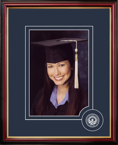 Florida Atlantic University 5X7 Graduate Portrait Frame