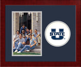 Utah State Aggies Spirit Photo Frame (Vertical)