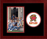 University of Maryland Terrapins Spirit Photo Frame (Vertical)