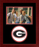 University of Georgia Bulldogs Spirit Photo Frame (Horizontal)