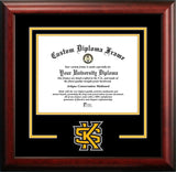 Kennesaw State Owls 14w x 11h Spirit Diploma Frame