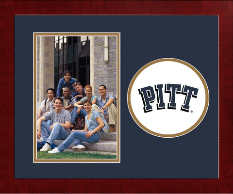 University of Pittsburgh Panthers  Spirit Photo Frame (Vertical)