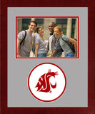 Washington State Cougars Spirit Photo Frame (Horizontal)
