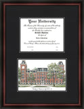 University of Arkansas 11w x 8.5h Diplomate Diploma Frame