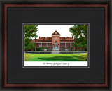 University of Arizona Academic Framed Lithograph