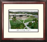 California State University, Northridge Alumnus Framed Lithograph
