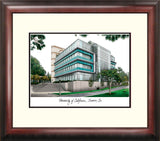 University of California, Irvine Alumnus Framed Lithograph
