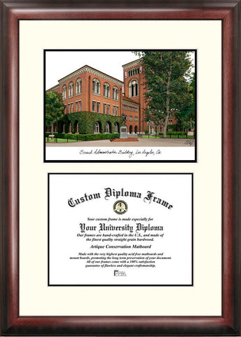 University of Southern California  11w x 8.5hScholar Diploma Frame