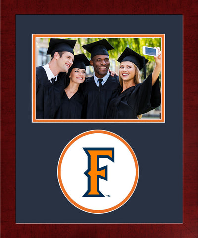 Cal State Fullerton TitansSpirit Photo Frame (Horizontal)