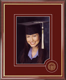 University of Oklahoma 5X7 Graduate Portrait Frame