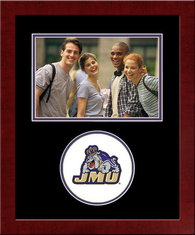 James Madison Dukes Spirit Photo Frame (Horizontal)