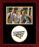 Towson Tigers Spirit Photo Frame (Horizontal)