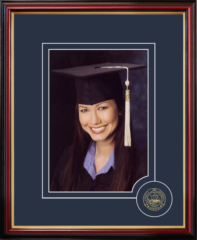 Liberty University 5X7 Graduate Portrait Frame