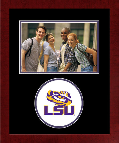 Louisiana State University Tigers Spirit Photo Frame (Horizontal)