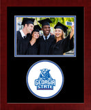 Georgia State Panthers Spirit Photo Frame (Horizontal)