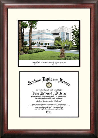 Embry-Riddle University 11w x 8.5h Scholar Diploma Frame