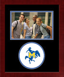 McNeese State University Spirit Photo Frame (Horizontal)