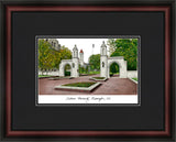 Indiana University, Bloomington  Academic Framed Lithograph