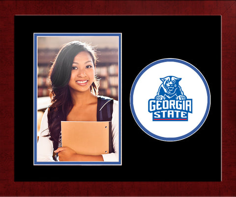 Georgia State Panthers Spirit Photo Frame (Vertical)
