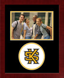 Kennesaw State University Spirit Photo Frame (Horizontal)
