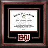 Eastern Kentucky University 11w x 8.5h Spirit Diploma Frame