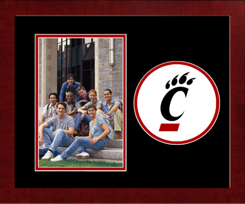 Cincinnati Bearcats Spirit Photo Frame (Vertical)