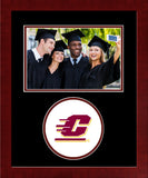 Central  Michigan Chippewas Spirit Photo Frame (Horizontal)