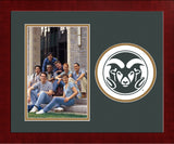 Colorado State University Spirit Photo Frame (Vertical)