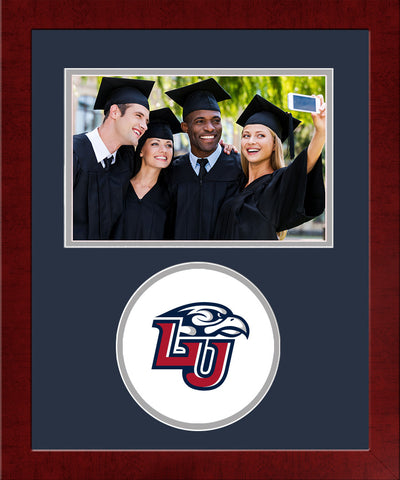 Liberty University Spirit Photo Frame (Horizontal)