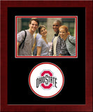Ohio State Buckeyes Spirit Photo Frame (Horizontal)