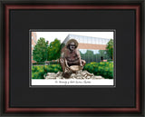 University of North Carolina, Charlotte Academic Framed Lithograph